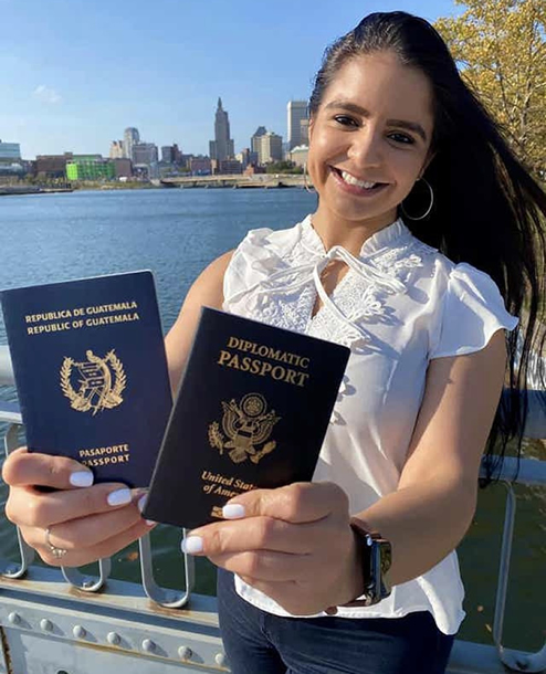 Buy Diplomatic Passport Online